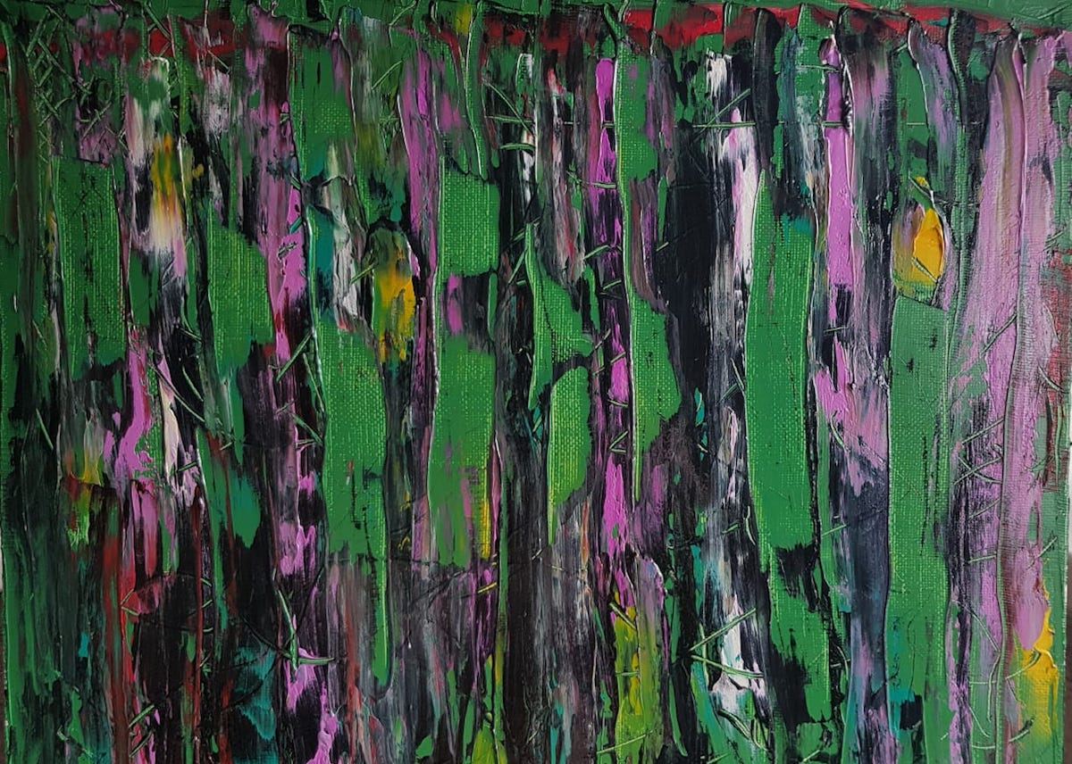 Emotionism - canvas with feelings